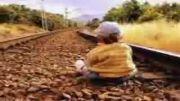 ابتکار مادر بزرگ برای نجات بچه