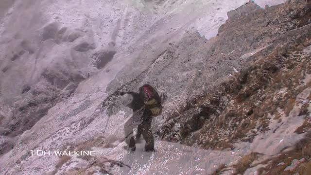 دره نوردی در هیمالیا،دره کمجه خولا،نپالfull HD