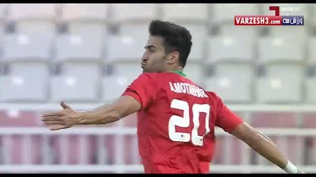 ایران 2- 2 عربستان