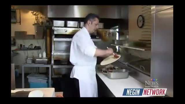 کلیپ گران ترین و خوشمزه ترین پیتزای جهان