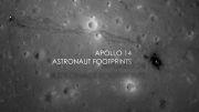 آخرین تصاویر ماهواره ماه پویش و نمایش آثار باقی مانده انسان.