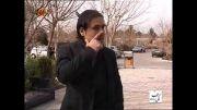 مهدوی کیا بر سر مزار ناصر حجازی