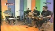 حیدربابا خوانی در کانال ترکیه-تلویزیون ترکیه-شعر ترکی