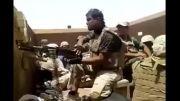 درگیری سنگین نیروهای داوطلب مردمی عراق با داعش