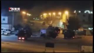 درگیری جوانان انقلابی عربستان با رژیم آل سعود