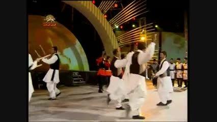 رقص بلوچی در عراق