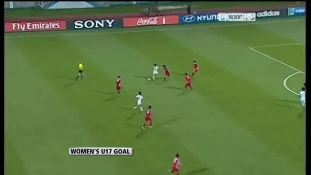 زیبا ترین گل زده شده در تاریخ فوتبال زنان