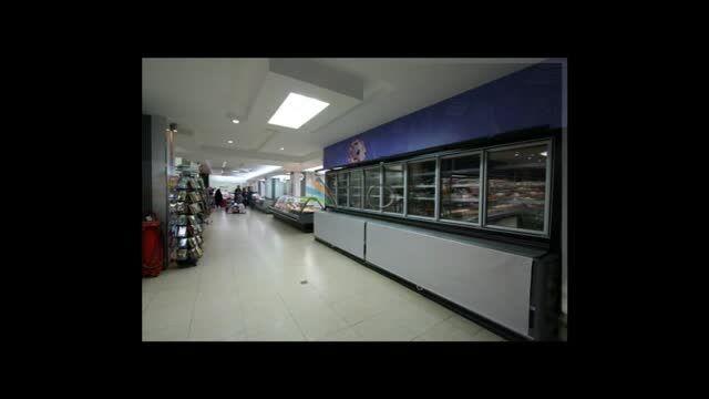 خرده فروشی، طراحی سه بعدی، تجهیزات فروشگاهی