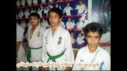 تصاویرباشگاه کاراته سلیمانی با ترانه ای ازمرتضی پاشایی.
