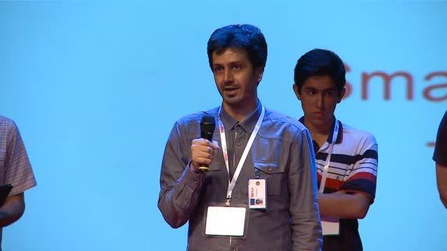 گرین تک (Greentech) برنده جایزه تدکس کیش ۲۰۱۵