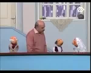 آقوی همساده و طلاق خانم جو و پدرجون
