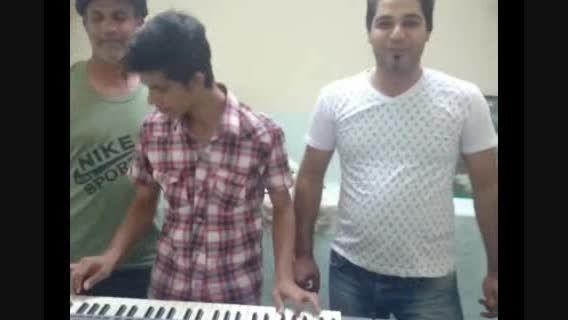 اجرای بسیار زیبای دیجی غلام و دیجی ممل و دیجی داوود