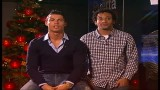 کریس رونالدو و تبریک سال نو میلادی