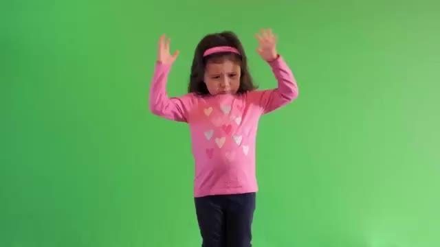 سخنرانی انگیزشی دختربچه سه ساله