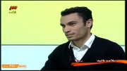مصاحبه با حسن زاده بازیکن سال فوتسال آسیا (نود ۱۰ آذر)