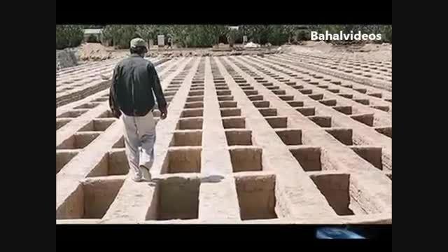 قیمت قبر در بعضی  مناطق ایران به ۷۰۰ میلیون تومان رسیده