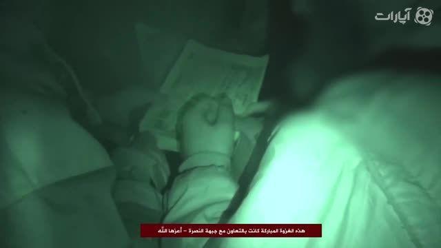 """حمله نیروهای چچنی و ازبکی داعش به شیعیان """"الزهرا"""""""