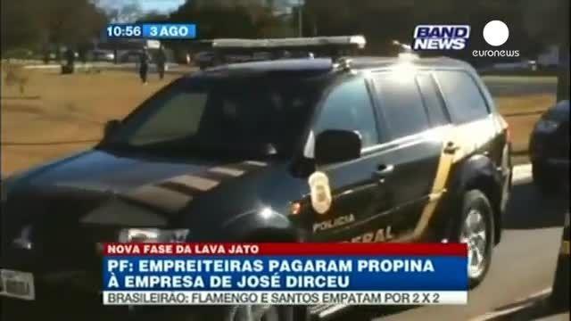 وزیر دولت سابق برزیل به اتهام فساد مالی دستگیر شد