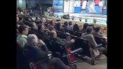 احمدی نژاد: زنده باد ایران...زنده باد خلیج فارس