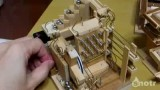 کاردستی های جالب چوبی