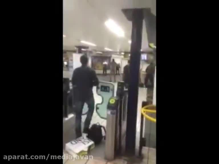 حمله تروریستی در متروی لندن