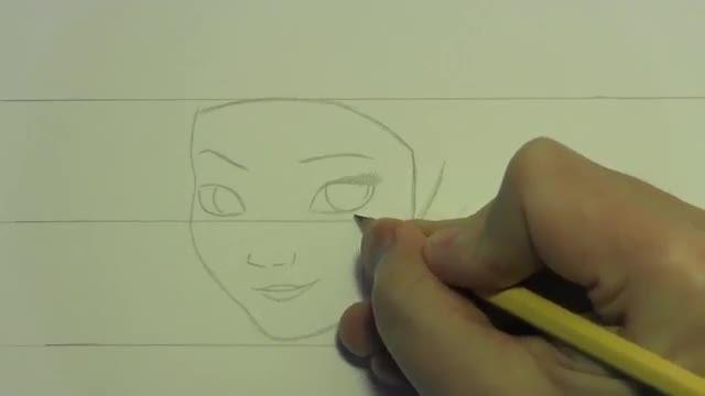 نقاشی السا فروزن