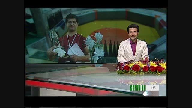 خبر دومین دوره رقابتهای آزاد میل گیری سنگین سال94 شبکه1