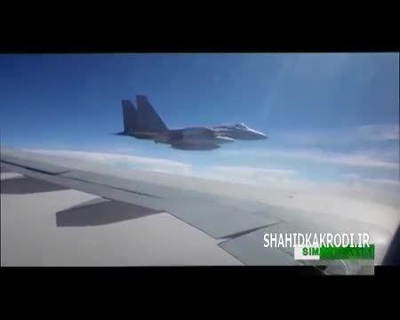 ناخدا صداقتی یل ایران زمین و مواجهه جنگندههای عربستان