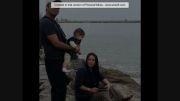 اولین عکس محسن چاوشی در کنار همسر و فرزندش !
