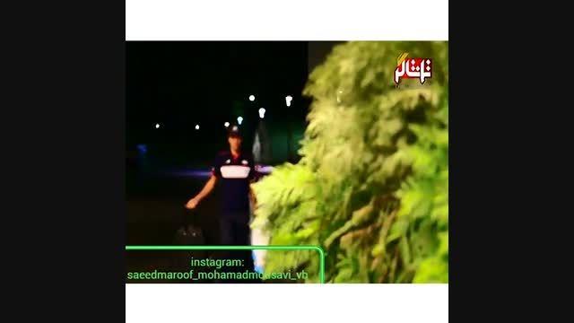 اعزام بازیکنان تیم ملی والیبال ایران به فنلاند