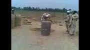 بازی خنده دار کارگران افغانی