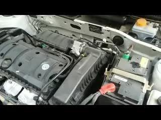موتور 405slx tu5به همراه کاتاف درجا