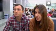 ورود پناهندگان مسیحی عراقی به فرانسه