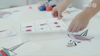 ویدیوی شال و روسریهای برند fendi ایتالیا-alo.ir