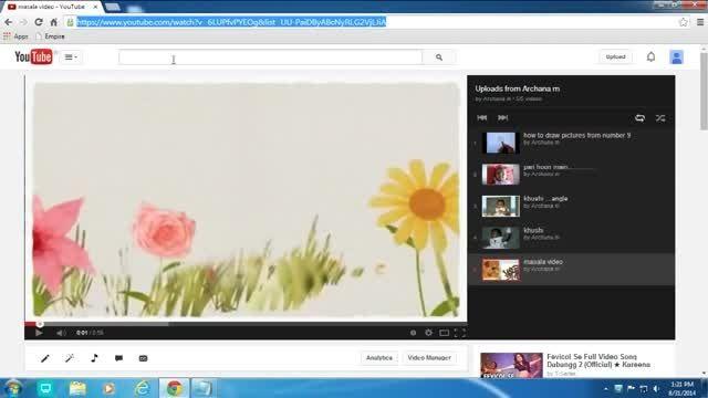 اموزش اسان دانلود از یوتویوب بدون دانلود برنامه ای