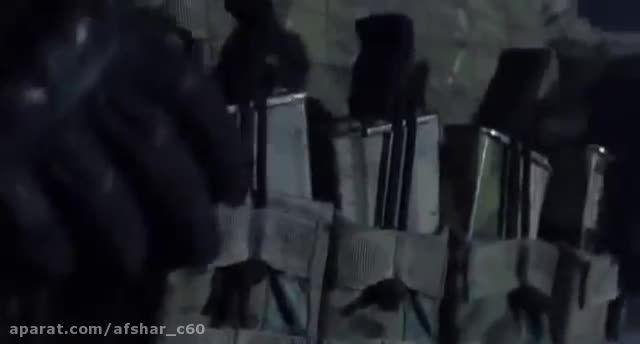 """نیروهای """"اسپتسناز"""" ، هدیه ویژه پوتین به اسد"""