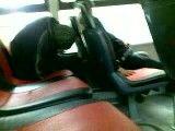 معتاد اتوبوسی