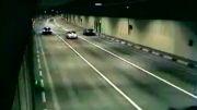 تونل عجیب و مرموز در مسکو