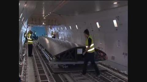 پرواز هواپیمای خورشیدی - امارات