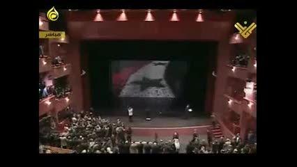 محبوبیت بشار اسد