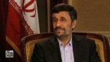 احمدی نژاد در فاکس از امام زمان می گوید
