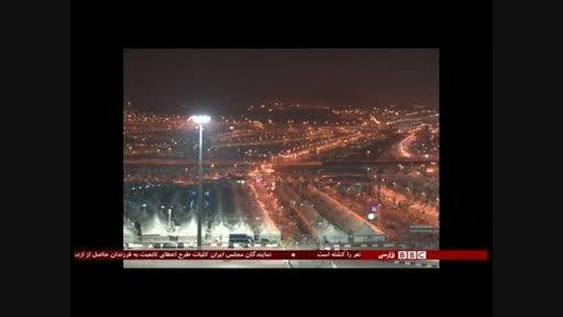 تلاشی دیگر در جهت رفع تقصیر از آل سعود در فاجعه منا