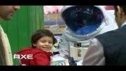 صحبت به زبان فضانوردی