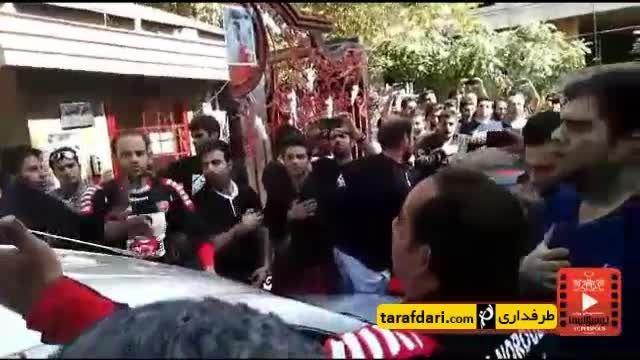 از تهران تا بابل با کاپیتان هادی نوروزی