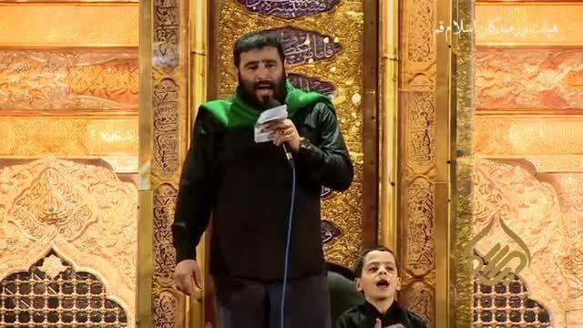 شور -حاج سیدمهدی میردامادشب دوم هیئت رزمندگان اسلام قم