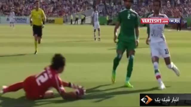 وضعیت سرباز فراری فوتبال ایران