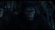 تریلر فیلم طلوع سیاره میمون ها (2014) - عکس دانلود