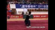 ووشو ، چاچوون ، جان کی از جیان سو  ، مسابقات سنتی