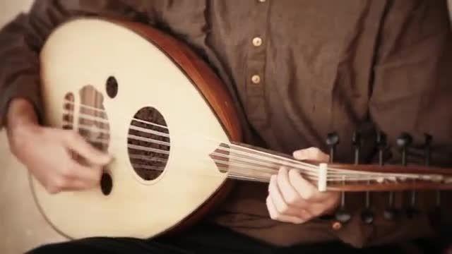 ویدیو موزیک زیبای عربی با کمانچه و تار و عود
