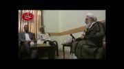 کلیپ دیدار سعید جلیلی با امام جمعه شیراز آیت الله ایمانی